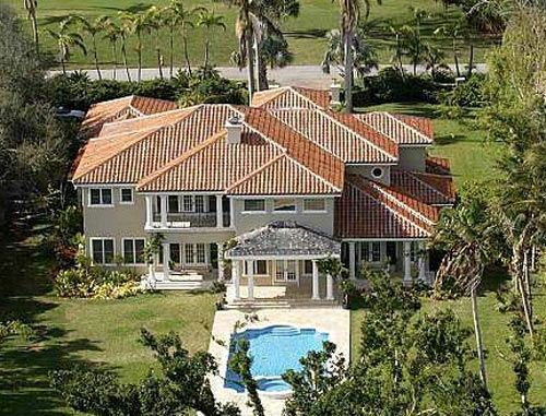 Beyonce 39 s former florida home celebrity homes for Celebrity homes in florida