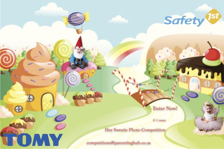Enter our baby photo competition - visit our website for more details  http://parentinghub.co.za/competitions-2/hey-good-looking/