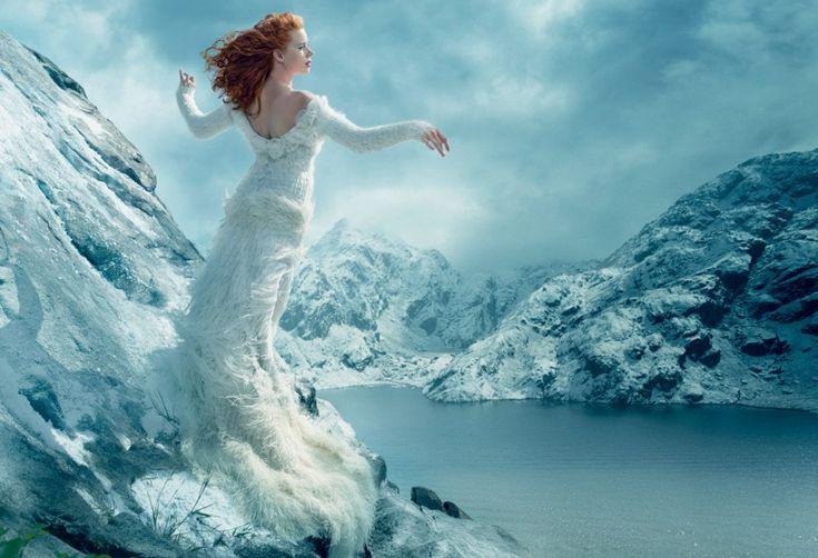 ru_glamour: Эми Адамс для US Vogue December 2014