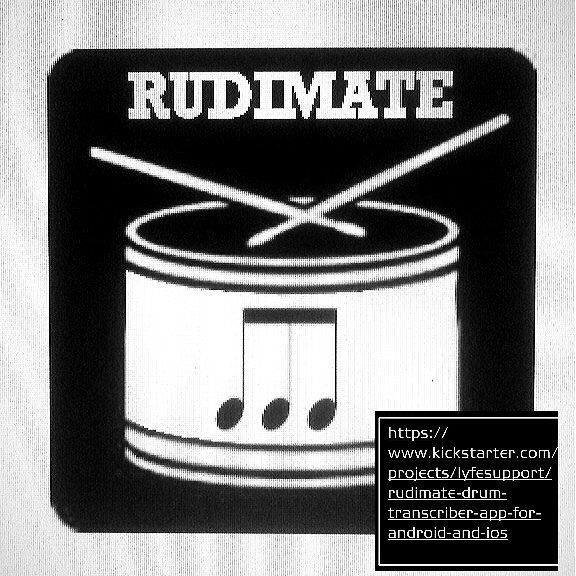 @26gramdavillin has worked very hard on this #concept . Now in his absence im asking for your help. He's expressed to me that drummers/ percussionists truly understand the meaning of teamwork and coming together. I am not a drummer but i believe him as well as believe in him. I hope you will too. #rudimate #rudimental #drum #transcriber #app in #development #cool #drumstuff for #snaredrum  #drumline #drumlessons #learn to #read #sheetmusic. #lovedrums #marchingband #instagood #kickstarter…
