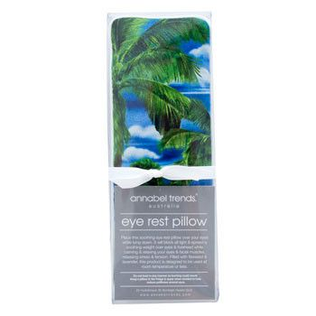 40 best bits of australia easter gift ideas images on pinterest australian made gifts souvenirs with the tropical trees eye rest pillow by annabel trends negle Choice Image