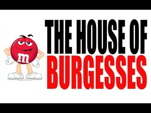 ▶ The House of Burgesses Explained - YouTube