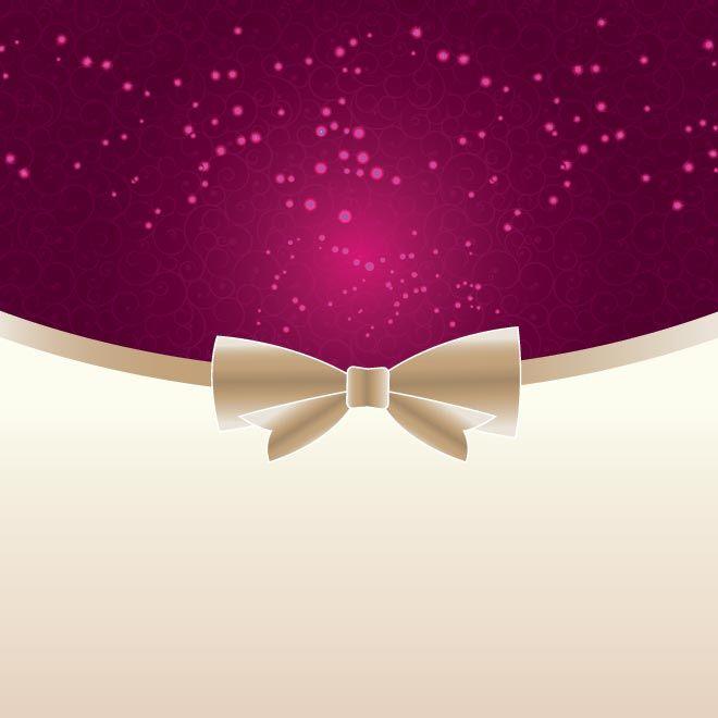 Free Vector Pink Elegant Background Invitation Greeting