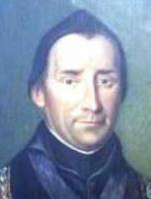 HACKEL, Hieronimus Rojen:  27. april 1785, Mistrovice (Češka) Umrl:  2. oktober 1844, Celje