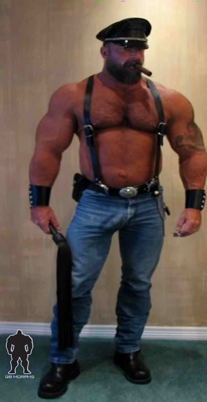 Tat2db 228 R Photo Fri Pinterest Bear Men Muscle Bear