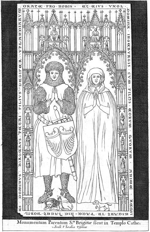 Den heliga Birgittas föräldrar | Mimer bokförlag