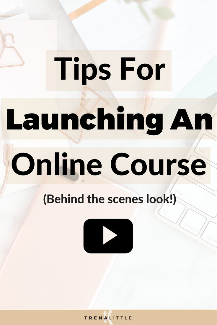 Tips for launching an online course - Ever wonder what is really looks like behind the scenes of a launch? How to not get over whelmed or stressed?  I'm bring you into my most recent launch and what it really looks like; the good, the bad and the ugly