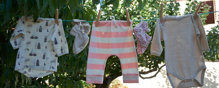 laundry tips | Natural Organic Bio Baby Products: Organic Cotton & Merino Wool