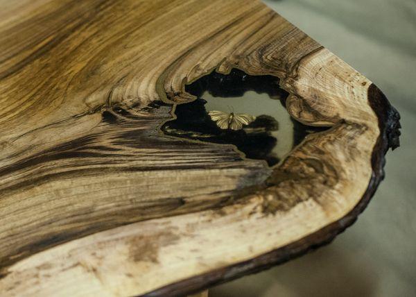 Стол из массива своими руками 2 стол, мебель, деревяшка, мебель из массива, длиннопост