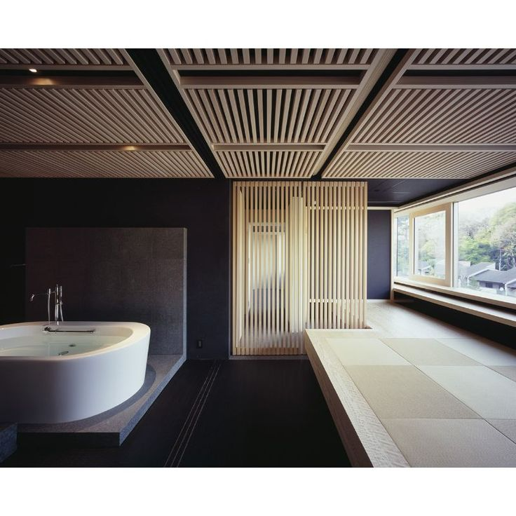Simple, modern Japanese residential interior Ken Architects