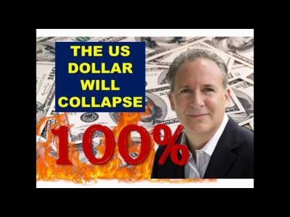 PETER SCHIFF warns! The Us Dollar Collapse 2019 THE US