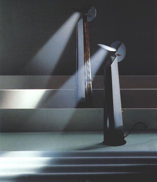 1980, Achille Castiglioni - gibigiana table lamp | macyage