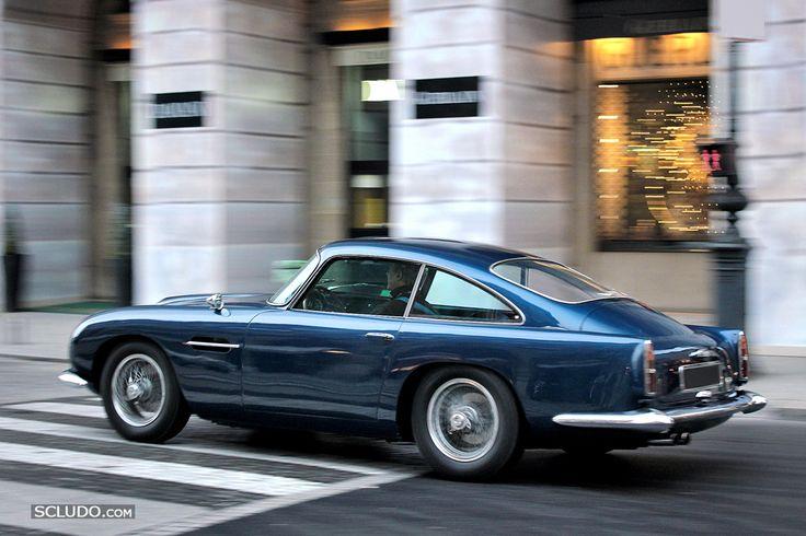 "carpr0n: "" British pride Starring: Aston Martin DB5 (by Ludovic (SCLUDO.com)) "" La Dolce Vita!"