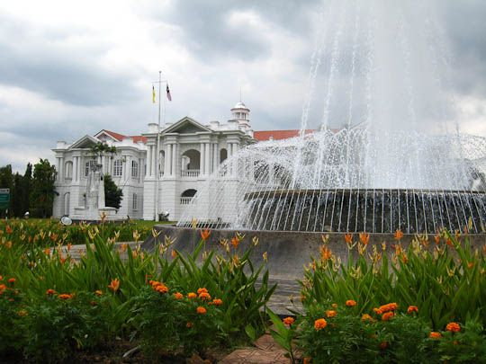 Seremban State Secretariat, Negeri Sembilan   1912