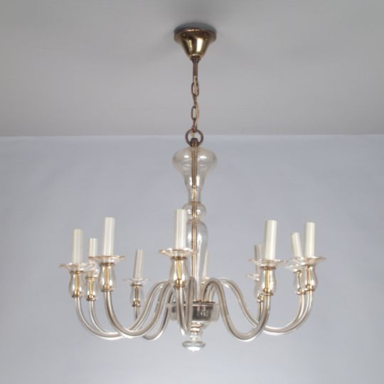 How to Renew and Clean Your Old Vintage Chandelier : Beautiful Vintage  Glass Chandelier. - 12 Best How To Renew And Clean Your Old Vintage Chandelier Images On