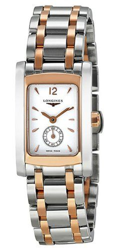 Longines-Dolce-Vita-Two-Tone-Stainless-Steel-18kt-Rose-Gold-Womens-Watch-L51555187-0