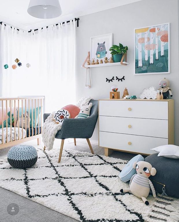 Bright and Beautiful Kids Rooms