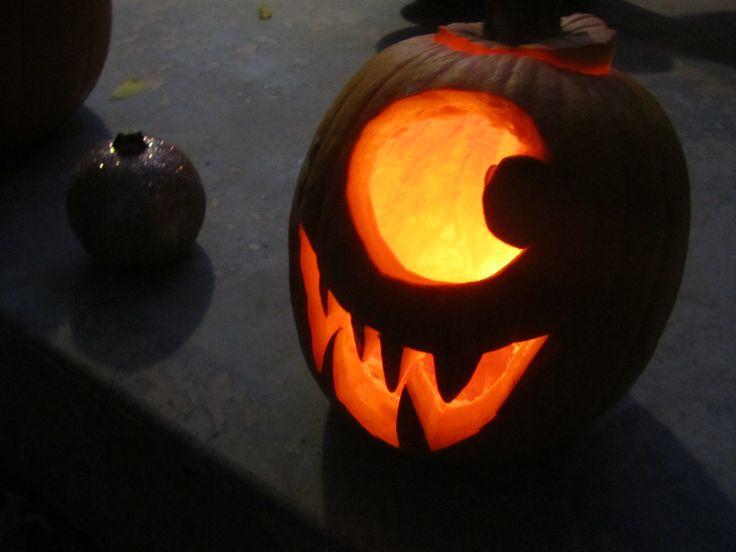 pumpkin carving stencils cyclops - Google Search