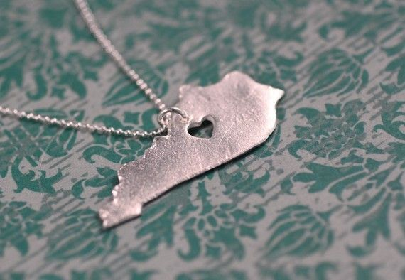 ky necklace: Kentucky Girls, I Miss You, Kentucky Necklaces, Charms, Heart Kentucky, My Heart, Gifts, U.S. States, Sweet Home