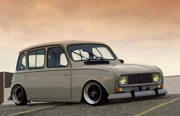 Bello Renault4