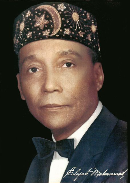 The Nation of Islam is founded in Detroit by Elijah Muhammad. http://www.noi.org/muslim-program/