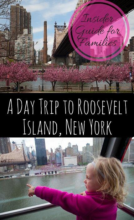 Roosevelt Island #NewYork with kids via christineknight.me