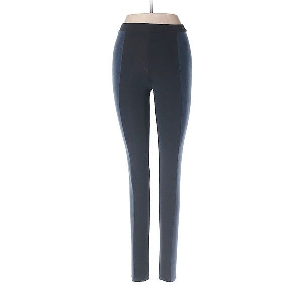 H&M Leggings ($15) ❤ liked on Polyvore featuring pants, leggings, black, h&m pants, h&m leggings, h&m trousers and legging pants