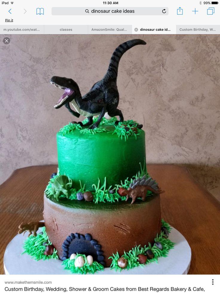 Dinosaur Cake Ideas Uk