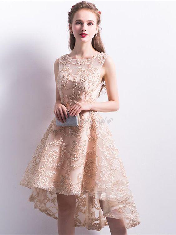 e76a41930 Vestidos Púrpura, Vestidos De Fiesta Para Adolescentes, Vestidos De Niña  Elegantes, Vestidos Cortos