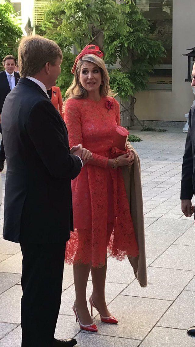 Koning Willem Alexander, Koningin Maxima, Staatsbezoek Australië 2016, Dag 3.