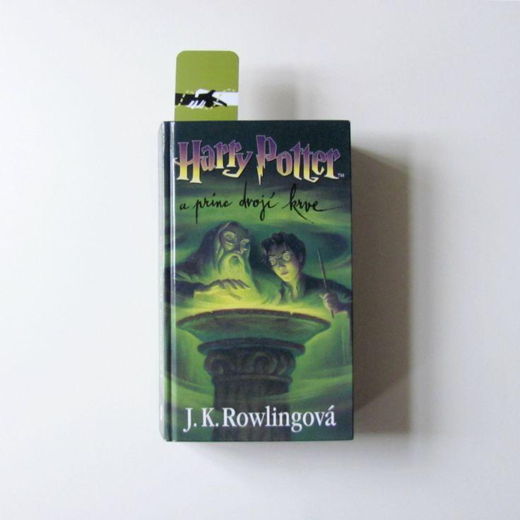harry potter a princ dvojí krve kniha tumbler - Hledat Googlem