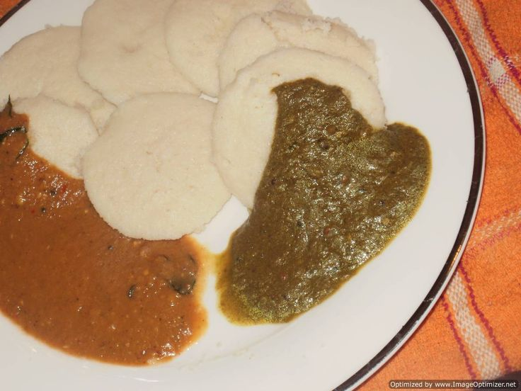 Soft and spongy idlis
