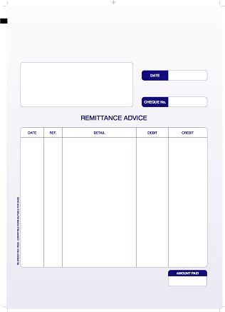 remittance advice template excel mandegar info