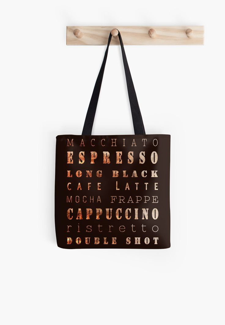 20% off everything? More like 100% awesome. Or something like that. Use WHAAM20 at checkout. Types of coffee for all caffeine lovers: espresso, cafe latte, cappuccino, macchiato, mocha, frappe, ristretto, flat white, long black, affogato, con panna • Also buy this artwork on bags, apparel, stickers, and more.