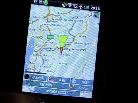 APP ANDROID GRATUITA PER USARE LO SMARTPHONE COME GPS CARTOGRAFICO PALMARE - PROGRAMMI GRATIS PER COMPUTER