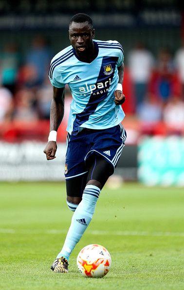 Cheikhou Kouyate, West Ham