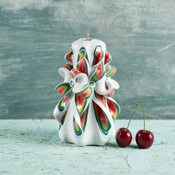 Christmas gift ideas for women – Carved candles – Decorative candles – Christmas gift ideas for her – Candle gift baskets – Hochzeitskerze