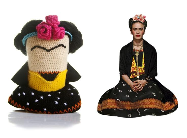 Crochet Little Frida!!!