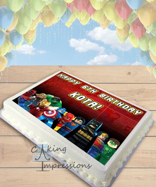 19 best LEGO Birthday Cakes images on Pinterest Birthday parties