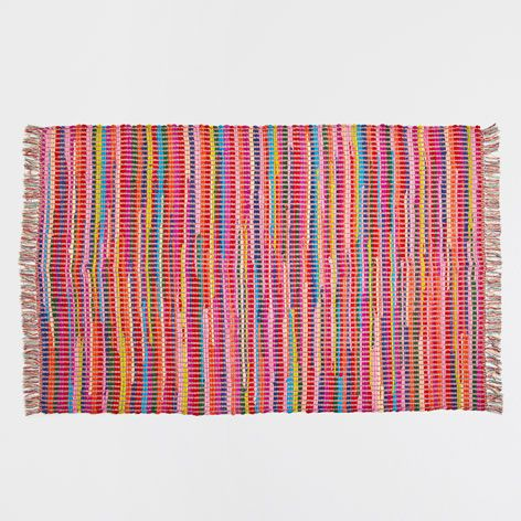 Multicolored Rug - Rugs - Decor and pillows | Zara Home United States