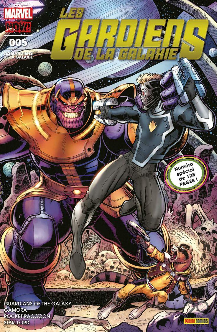 Les gardiens de la galaxie - 5 - L'étoffe d'un héros - Collectif