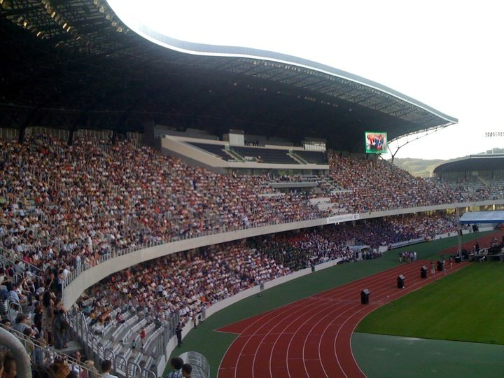 Cluj Arena în Cluj-Napoca, Cluj