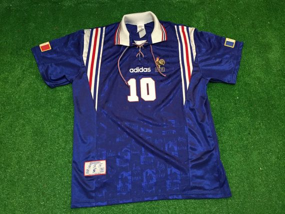 2014 world cup france 10 zidane away soccer shirt kit