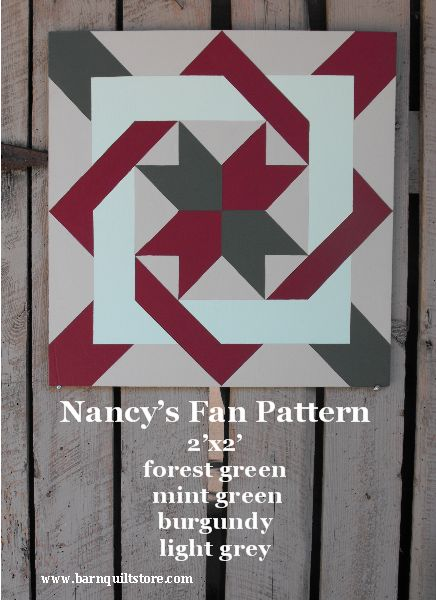 Click to see full size image. The BARN quilt STORE.