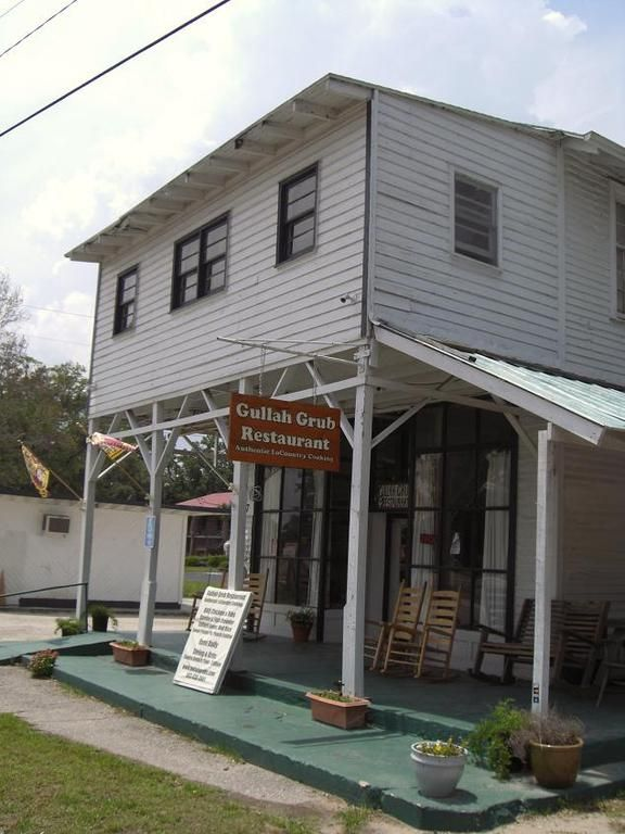 Gullah Grub - Restaurants - 877 Sea Island Parkway, SC, United States