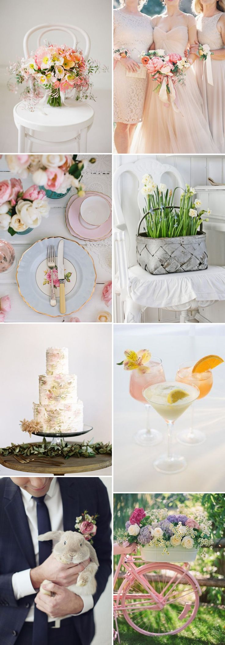 27 best Easter Wedding images on Pinterest | Easter, Easter bunny ...