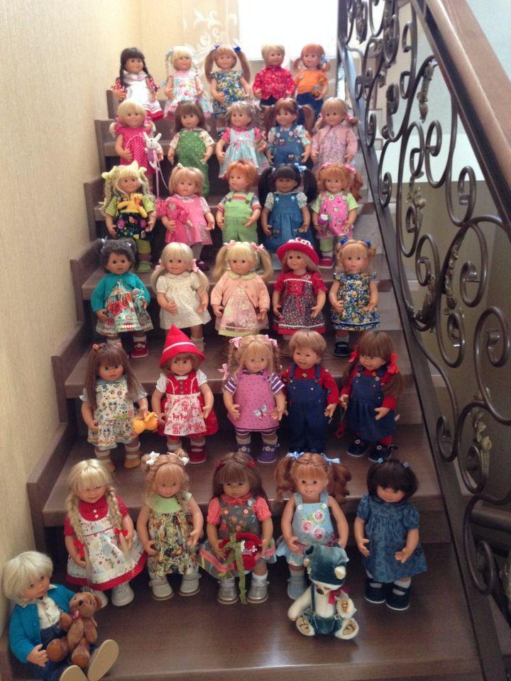 Мой маленький юбилей-5 лет на Бейбиках) / Коллекционные куклы Rosemarie Anna Muller dolls, Розмари Мюллер / Бэйбики. Куклы фото. Одежда для кукол