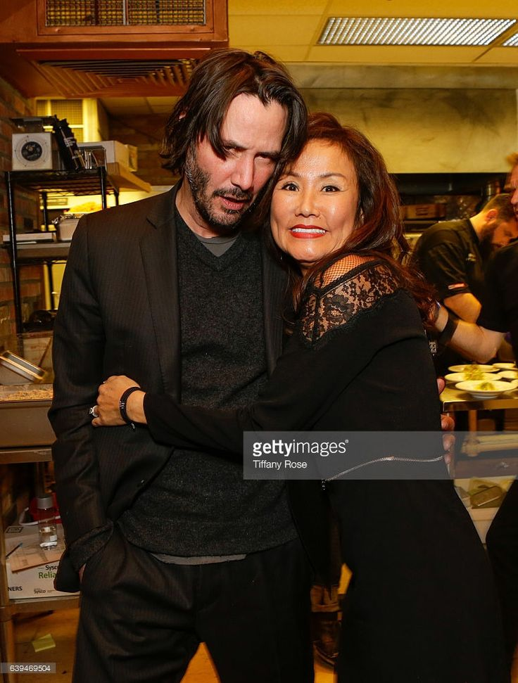 https://flic.kr/p/QVjsPy | KR_ChefDance2017 | ChefDance Park City 2017 - Night 2 Keanu Reeves, host Mimi Kim and chef Brian Malarkey attend ChefDance sponsored by Sysco and GiftedTaste on January 21, 2017 in Park City, Utah. (Photo by Tiffany Rose/Getty Images for ChefDance)