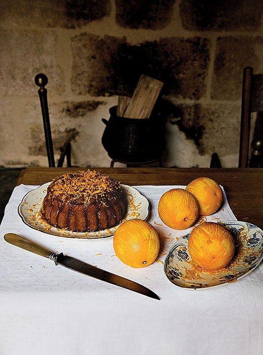 Old Fashioned Orange Cake Mimi Thorisson