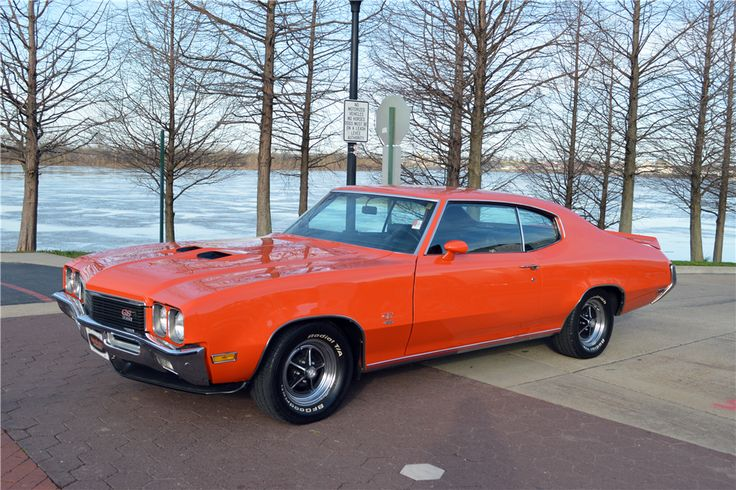 1972 BUICK SKYLARK GS COUPE Buick skylark, Buick, Coupe